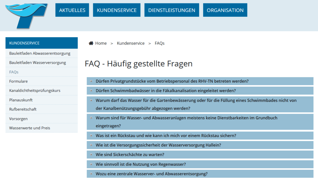 faq-RHV-Tennengau